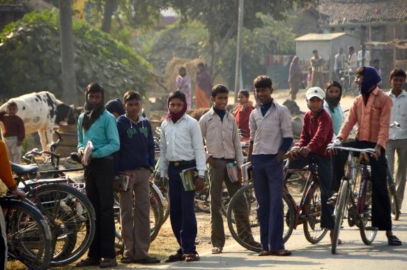 village cycling posse